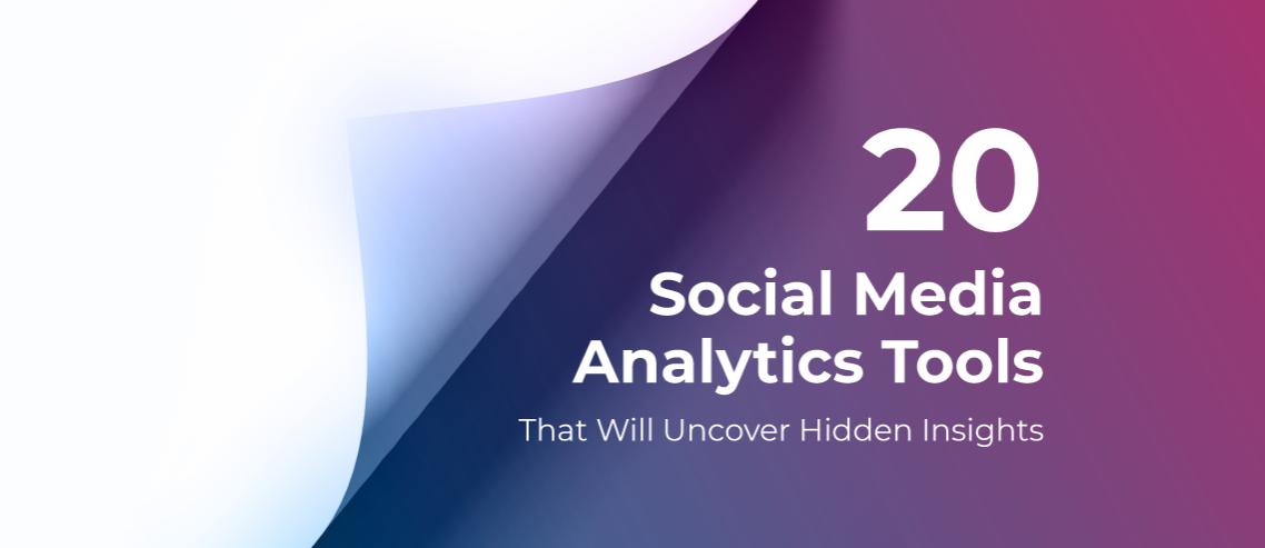 20 Best Social Media Analytics Tools in 2019 | PromoRepublic