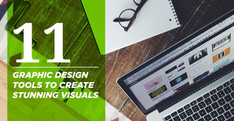 11 Graphic Design Tools to Create Stunning Visuals