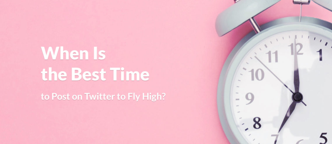 the best time to post on Twitter