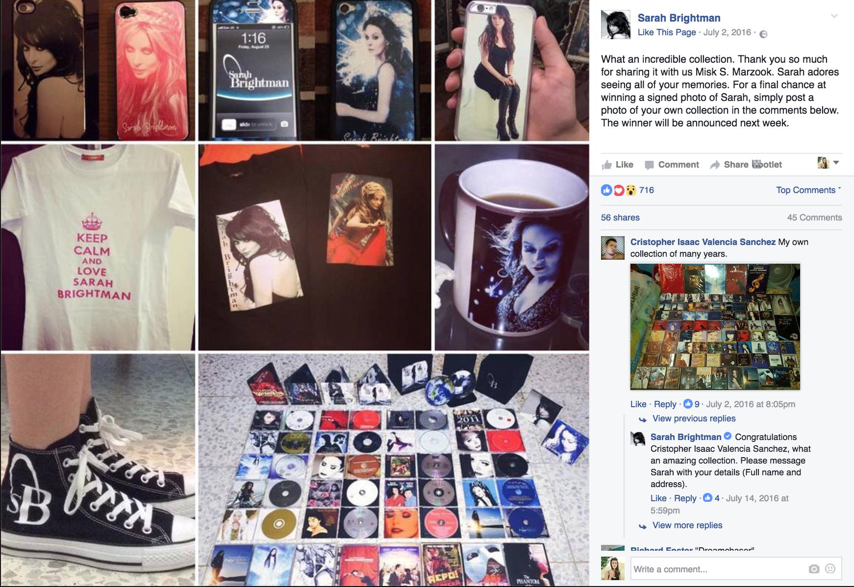 facebook photo contest