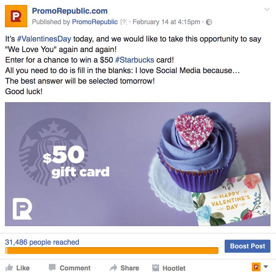 PromoRepublic content promotion image