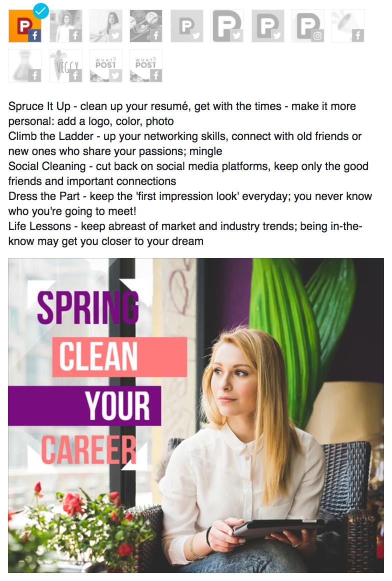 career idea image