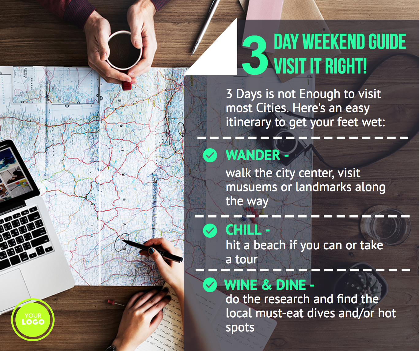 weekend guide photo