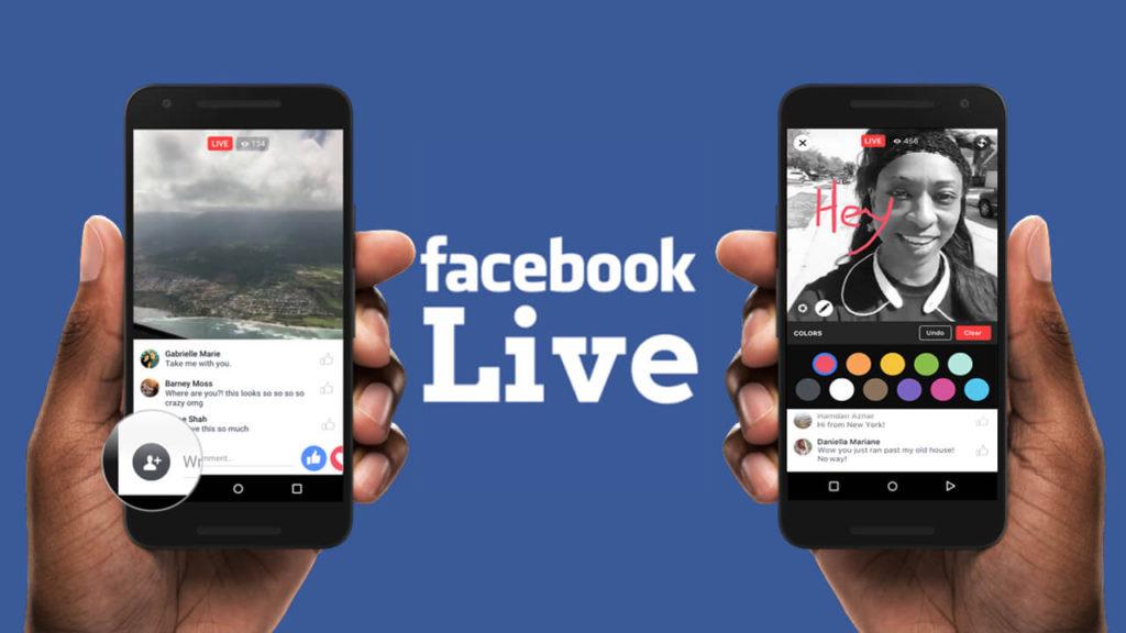 Facebook Live Video VS Uploaded Video Content