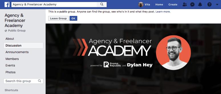 Agency & Freelancer Academy
