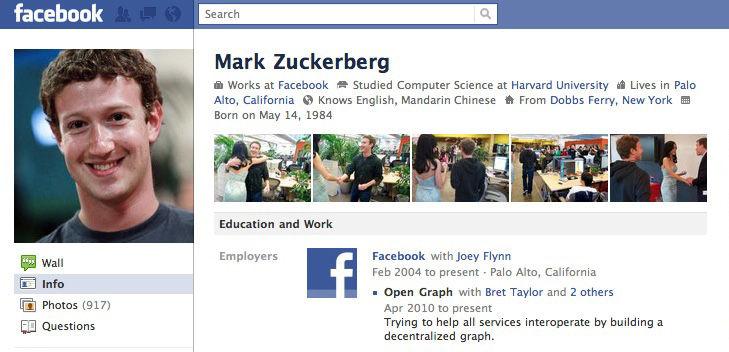Facebook audit