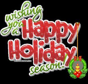 Holidays posts