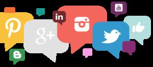 building social media presence