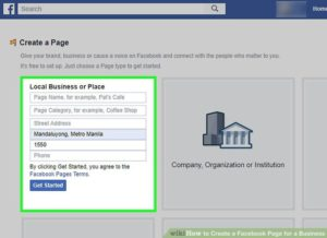 facebook and seo