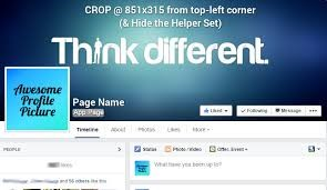 their Facebook page cover photo