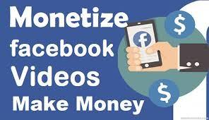 Facebook videos make money