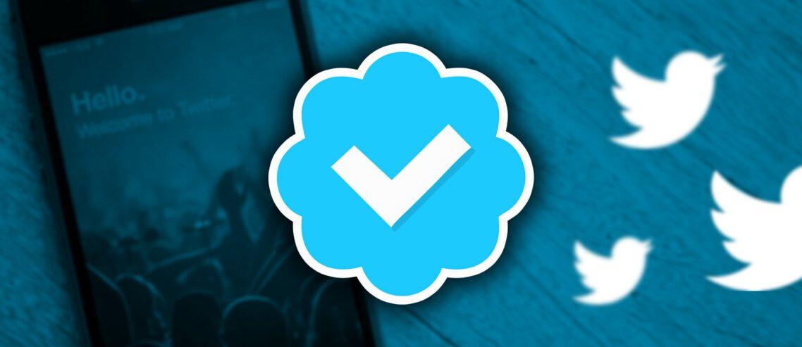 verification on Twitter