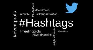 Event-hashtage