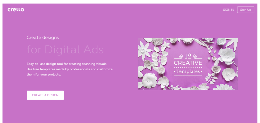 visual content creation tools